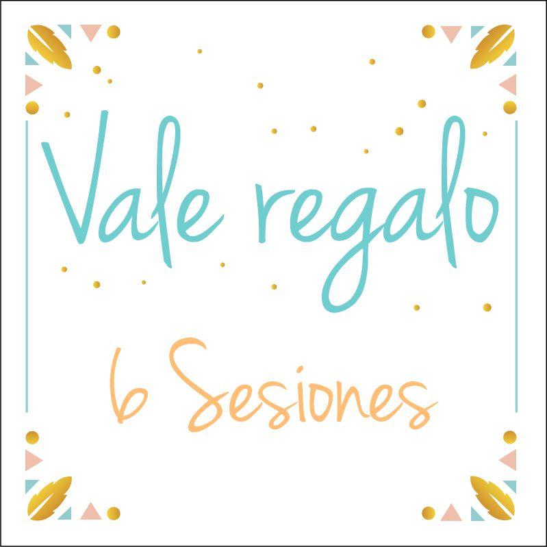 Vale regalo 6 sesiones quiromasaje y terapias manuales for In regalo gratis